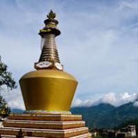 Selected 5 places that facilitate spiritual development