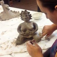Femininity & Meditative Art